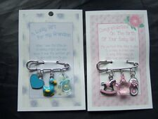 NEW BABY ~ NOVELTIES, LOVELY, GIFT TO ACCOMPANY A CARD...L@@K