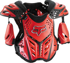 Fox Racing RACEFRAME Roost Deflector Guard SMALL Chest Protector 06045