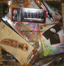 TANDY LEATHER FACTORY KITS TOOLS & ACCESSORIES