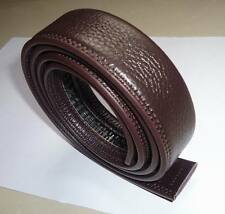 """Belt's Genuine Soft Leather High Quality Black/Brown For Auto Lock Waist 30""""-42"""""""