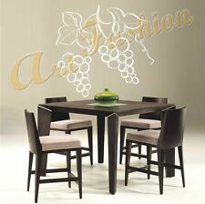 WALL STICKERS STICKER ADESIVI MURALI ADESIVO MURALE DECAL PARETE UVA ART WS0579