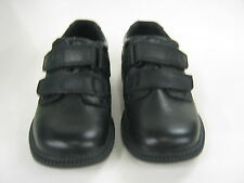 "CHILDRENS CLARKS BOYS SCHOOL SHOES IN F AND G FITTING ""DEATON"""