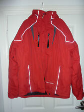 Gorgeous White Rock Red Hooded Jacket NWT RRP £160.00 BARGAIN BUY!!!