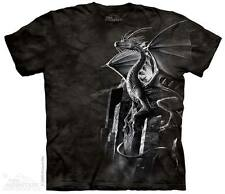 New SILVER DRAGON T Shirt
