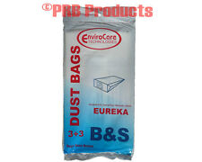 Ward #82-973 Style S Canister Vacuum Cleaner Bags Eureka Type B & S Part #52329