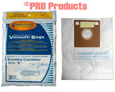 Eureka Type V Allergy Vacuum Bags Rally Home Cleaning System WorldVac 576898