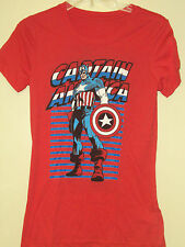 Marvel Comics Red (Captain America Vintage Drawing) T-shirt