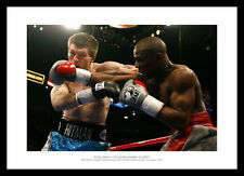 Ricky Hatton v Floyd Mayweather 2009 Boxing Photo Memorabilia