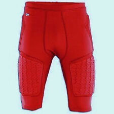 NEW Mens Size 2XLT ADIDAS Techfit Red Padded Basketball Shorts Base Layer
