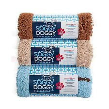 Soggy Doggy Super-Absorbent Durable Dog Doormat / Crate Pad ~ Pick Color / Size