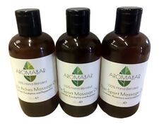 AROMABAR SPORTS MASSAGE OIL *CHOOSE BLEND OR GIFT SET*