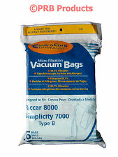 Type B Upright Vacuum Cleaner Bag #846 Fits Riccar 7000 8000 Simplicity 7 Series