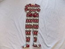 NWT Boy's Gymboree Christmas Gingerbread pajamas gymmies ~ 6 12 18 24 months 2T