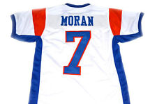 ALEX MORAN #7 BLUE MOUNTAIN STATE FOOTBALL JERSEY NEW WHITE - ANY SIZES