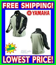 YAMAHA KLIM Stow Away JACKET ALL SIZES Snowmobile Motorcycle MX ALL Beige/Black