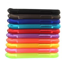 TPU Gel Silicone Skin Cover Case For HTC One V #