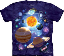 NEW YOU ARE HERE Planets Space Solar System The Mountain T Shirt Adult Sizes