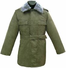 Czech Army Issue Winter Parka, deep pile liner, hood,M65 style classic parka,new