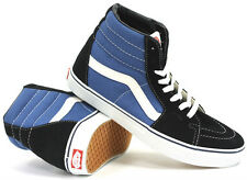VANS SK8-HI Navy Blue MEN'S Unisex Classic Skate Shoes VN-0D5INVY