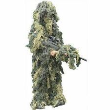 New Ghillie Suit Camo Desert Paintball Sniper Camouflage...Men & Youth Sizes