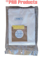Commercial Hoover Style Y 43655109 AH10165 Upright Vacuum Cleaner Bags Tempo