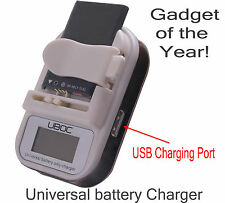 Sony Cyber Shot DSC-T10 Battery Charger UBOC New Wholesale Available