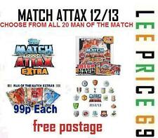 MATCH ATTAX EXTRA 12/13 CHOOSE FROM ALL 20 MAN OF THE MATCH CARDS 2013