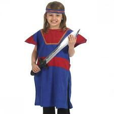 ANGLO SAXON TABARD ONE SIZE CHILD KIDS FANCY DRESS COSTUME HISTORICAL BOOK WEEK