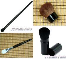 NEW Professional Fluffy Blending Foundation Retractable Kabuki Single Mini Brush