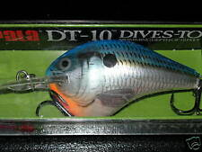 RAPALA  DT-10, REGULAR & IKE'S MODELS, CHOICE OF COLORS