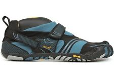 Vibram Five Fingers Komodosport M3686 New Men Black Blue Running Barefoot Shoe