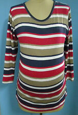Maternity extra lenght figure flattering top size 12 to 14 NEW