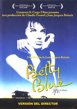 """""""BETTY BLUE"""".. Classic Sultry French Movie Poster A1A2A3A4Sizes"""