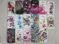 Flower Butterfly TPU Case Cover For FOR SAMSUNG GALAXY GRAND Duos I9082 i9082