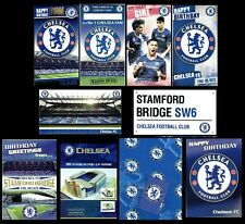 OFFICIAL~ CHELSEA FOOTBALL CLUB ~ Birthday, Christmas or Father's Day Card etc.