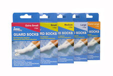 NEW AQUA GUARD SWIMMING SOCKS SAFE VERRUCA AND INFECTION PROTECTION S M L XL