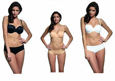 Panache Superbra Porcelain Moulded T-Shirt Bra 3376 Black, White or Nude