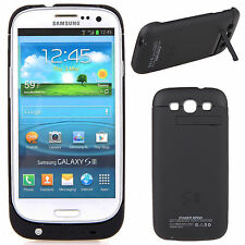 3200mAh External Backup Battery Charger Case For Samsung Galaxy S3 S III