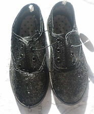 Girls Glitter Pumps sizes 10-4 / 28-37 Euro Great 4 Summer Party Holiday New