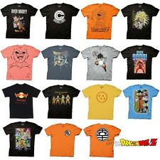 Dragonball Z DBZ Guko Symbol Dragonball Choose From Licensed Adult Shirt S-3XL