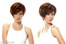 Short Natalie Jon Renau Straight Modern Bob Blonde Red Wig O'solite construction