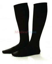 Mens Support Dress Socks Firm 10-15 mmhg Compression Stocking Cotton Dr Comfort