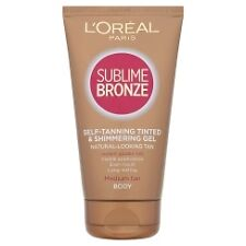 Loreal Paris Dermo-Expertise Sublime Bronze Self-Tanning Body Gel  150ml