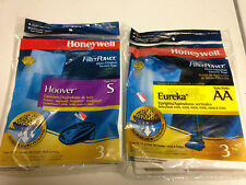 Hoover Canister or Eureka Uprights Vacuum cleaner bags
