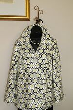 3 Sisters Jacket Clothing NWT M (8-10) Janet Women's A-Line Dressy Coat 13227