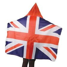 GIANT BODY FLAG ONE SIZE GREAT BRITAIN UNION JACK JUBILEE OLYMPICS FANCY DRESS