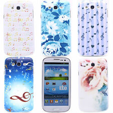 Charming Flowers Hard Back Case Cover for Samsung Galaxy Grand Duos i9080 i9082
