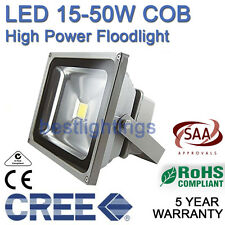 CREE 15W to 150W Cool White Floodlight Outdoor Lamp LED Flood Wash Light IP65
