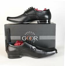 Mens New Formal Black Leather Lined Shoes Size 6 7 8 9 10 11 12 FREE SHIPPING