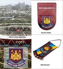 West Ham United Official Merchandise Football Club Accessories Pin Badge Magnet